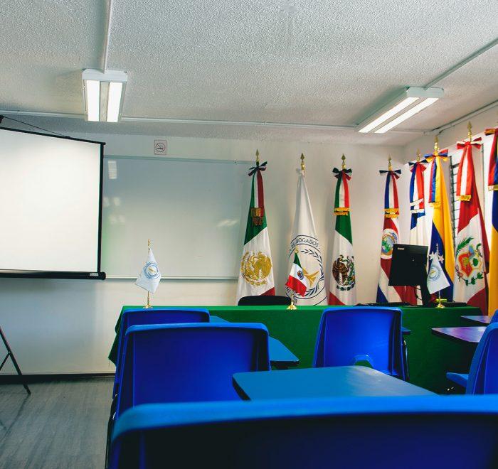 Sala de eventos FIL