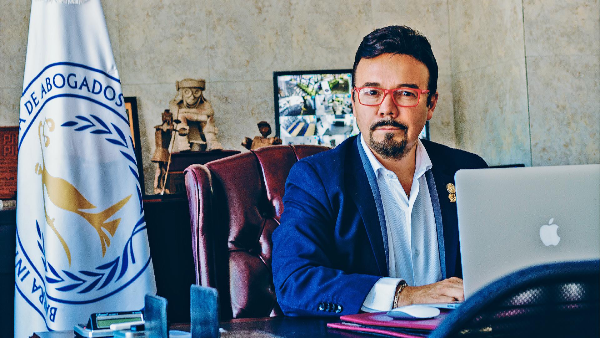 Dr Rubén Pacheco Inclán