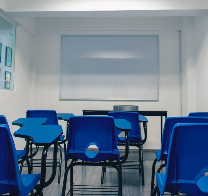 Salón de clases FIL